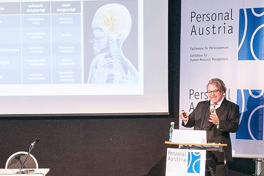 Fachmesse Personal Austria in Wien 2014
